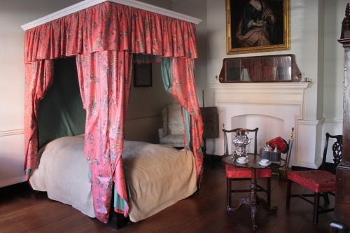The Best Bedchamber at the Hammond-Harwood House
