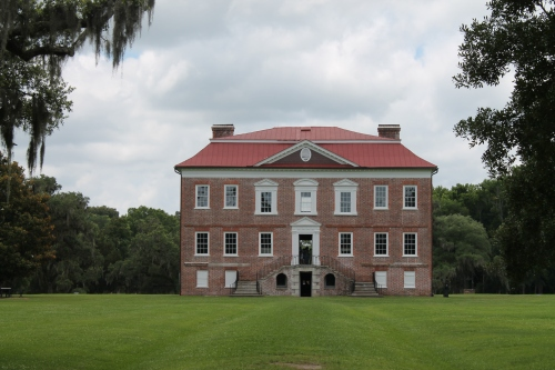 Drayton Hall in South Carolina, an excellent example of historic preservation (and an excuse for me to post a picture from my recent vacation)