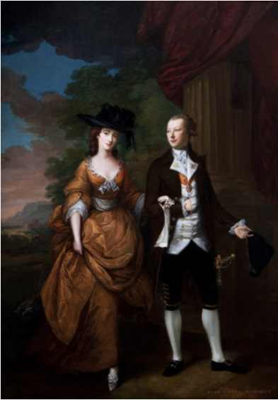 Baron and Lady Scarsdale, Curzon